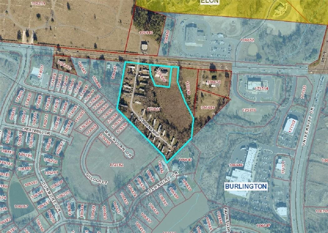 4016-4026 S Church Street Property Photo