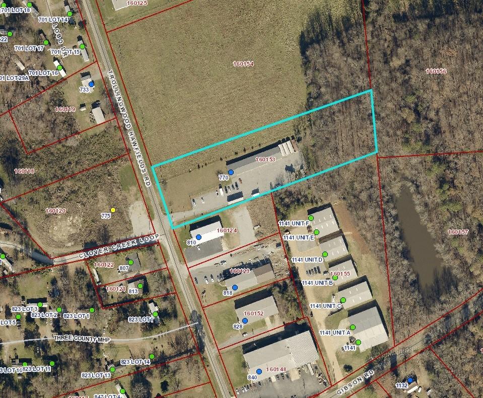 770 Trollingwood Road Property Photo