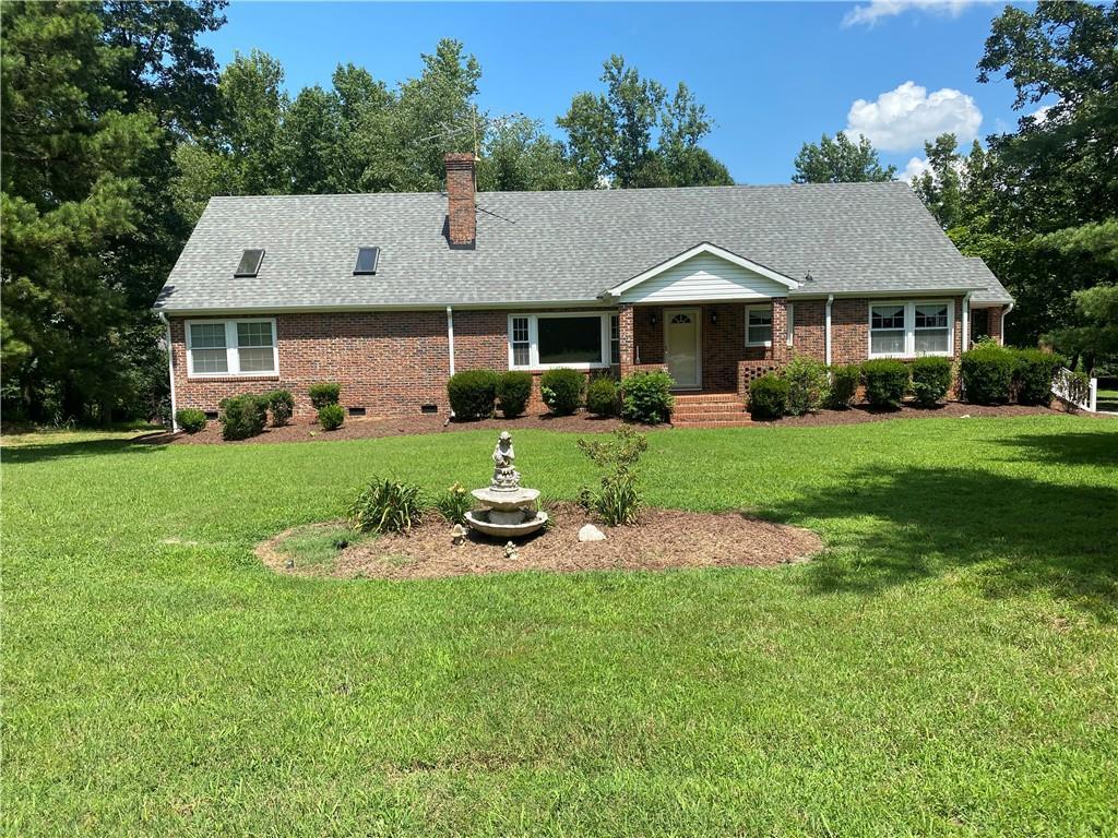 4021 Alamance Church Road Property Photo