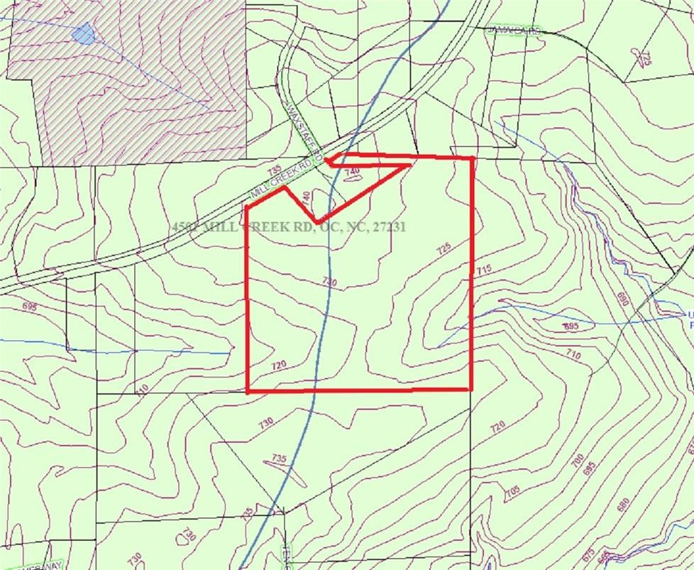4501 Mill Creek Road Property Photo