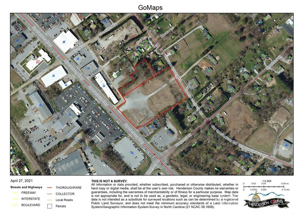 00 Spartanburg Highway Property Photo