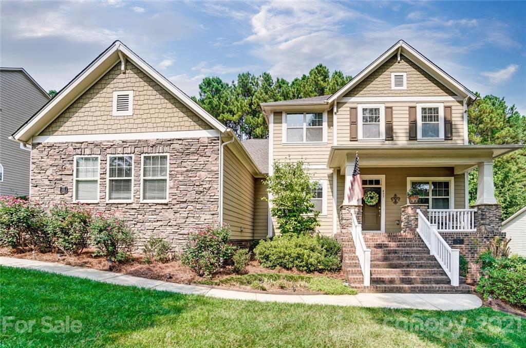 433 Woodward Ridge Drive Property Photo