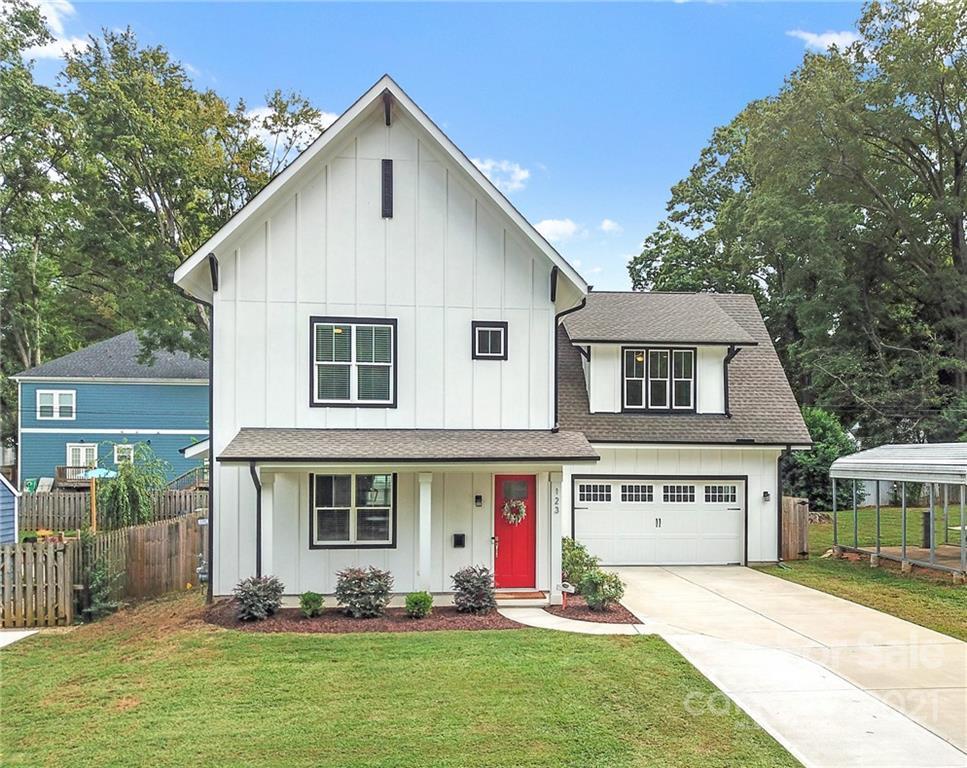 123 S Smallwood Place Property Photo