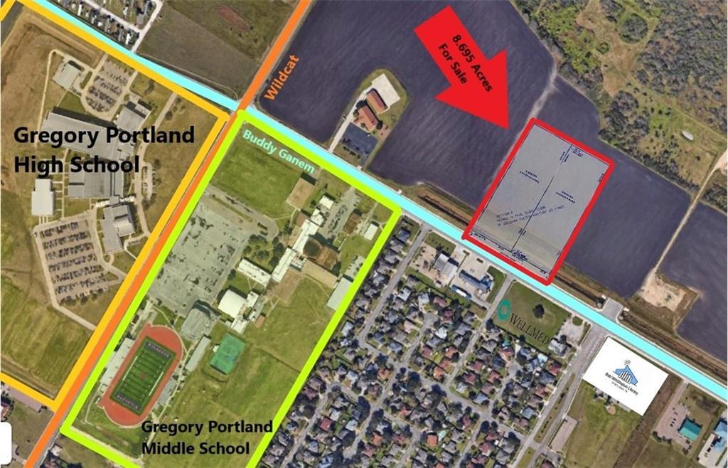 0000 Buddy Ganem (fm 3239) 8.698 Acres Property Photo 1