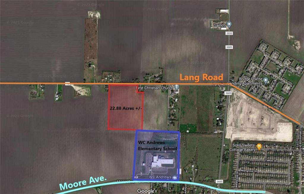 7635 Lang Road Property Photo 1