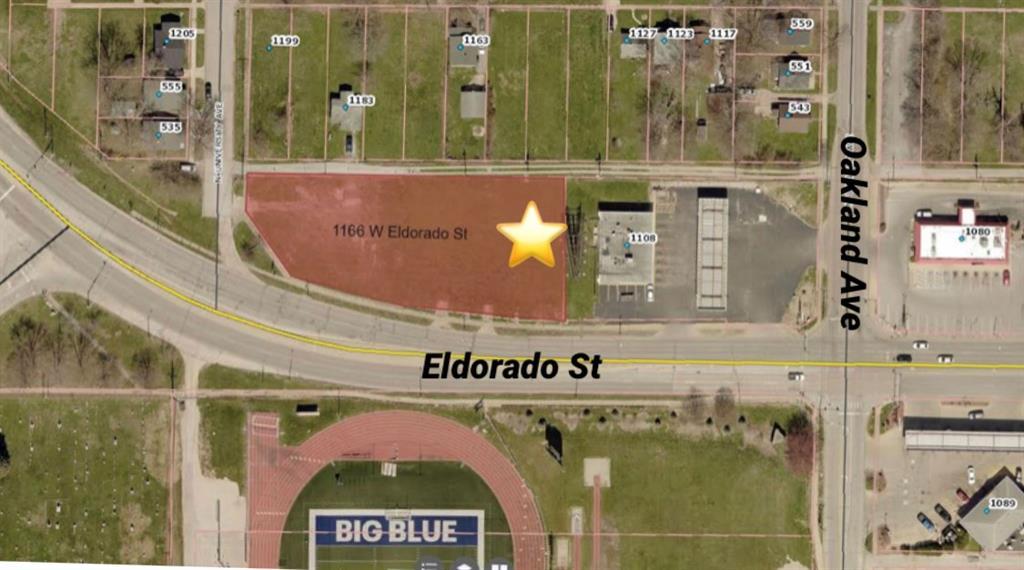 1166 Eldorado Street Property Photo 1