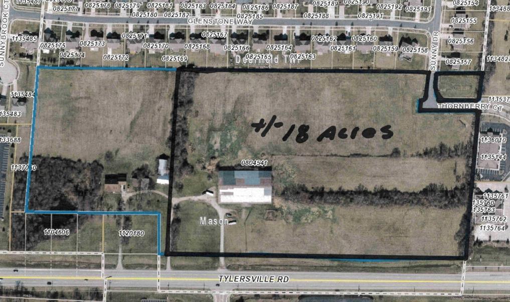 6810 Tylersville Road Property Photo