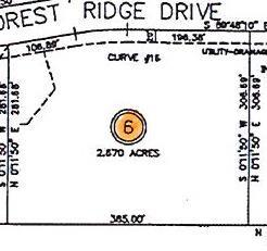 5721 Forest Ridge Drive Property Photo