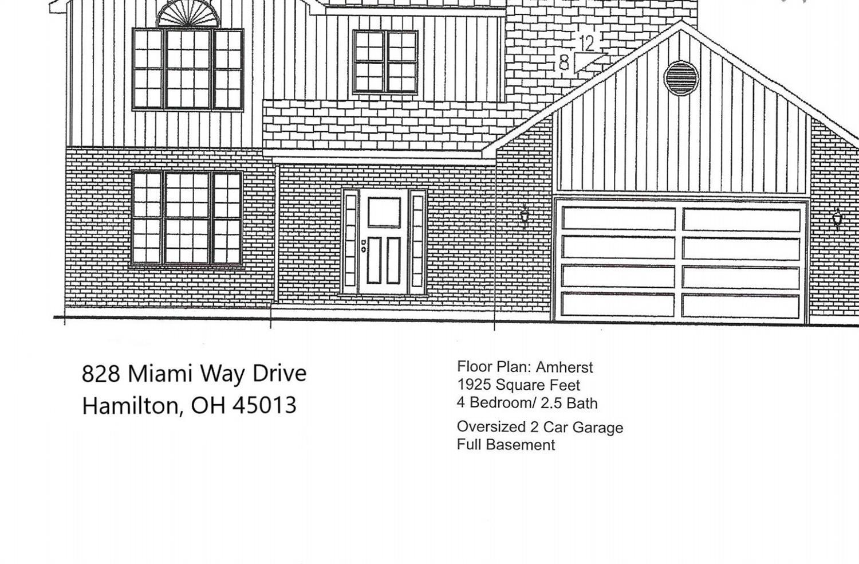 828 Miami Way Drive Property Photo