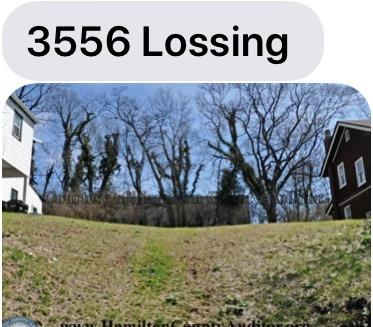 3556 Lossing Street Property Photo