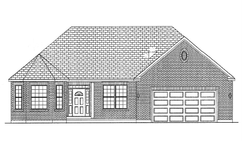 6834 Gregory Creek Lane Property Photo 1
