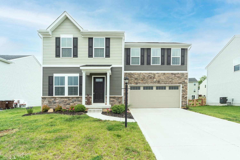 4838 Sullivans Ridge Court Property Photo