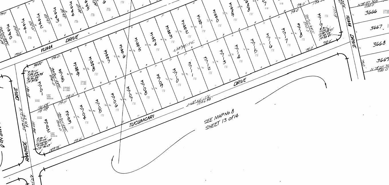 3709 Tucumcari Drive Property Photo