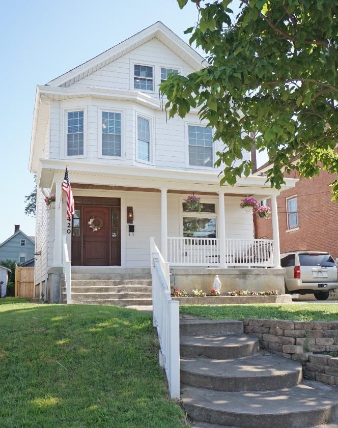 2420 Robertson Avenue Property Photo