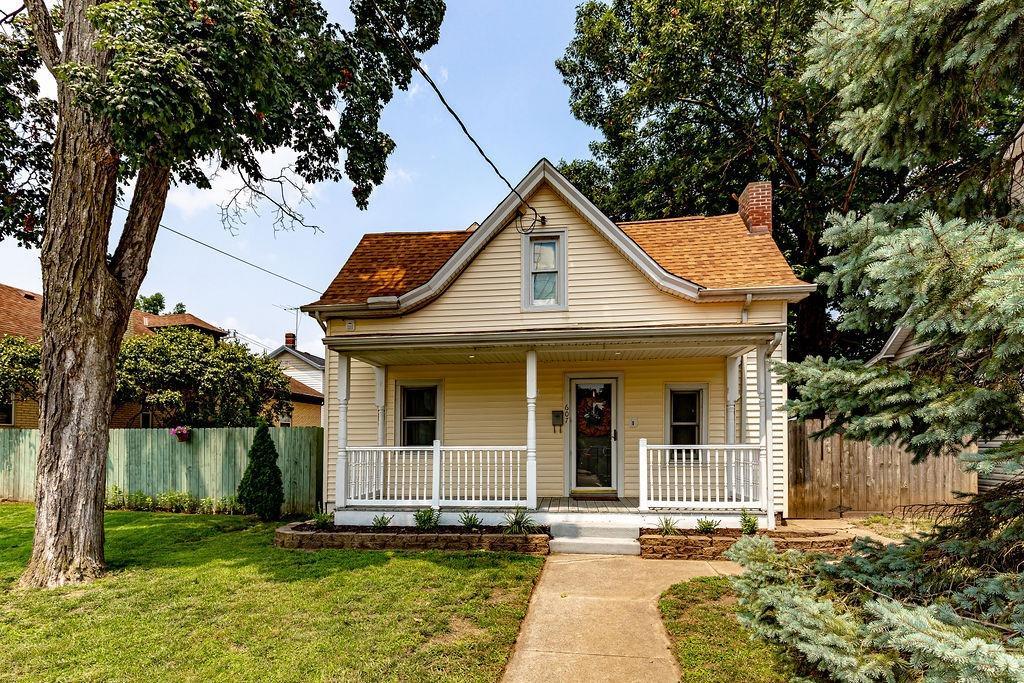 607 Harrison Avenue Property Photo