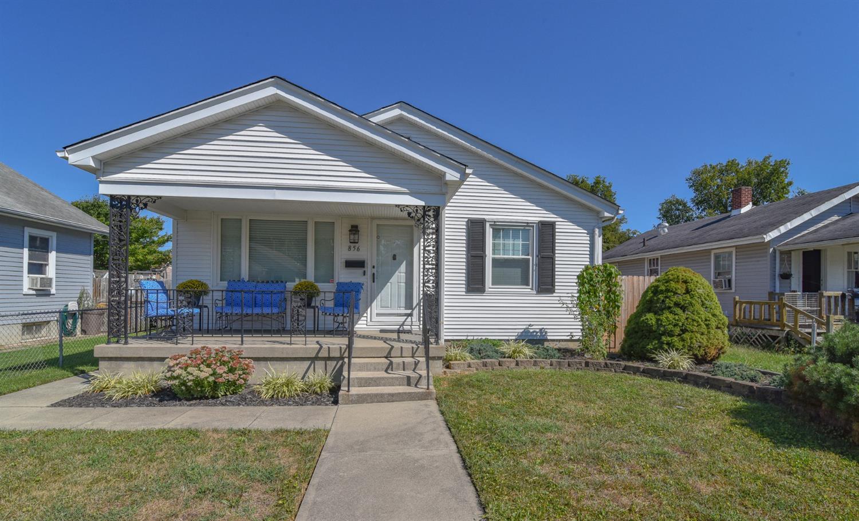 856 Hayes Avenue Property Photo