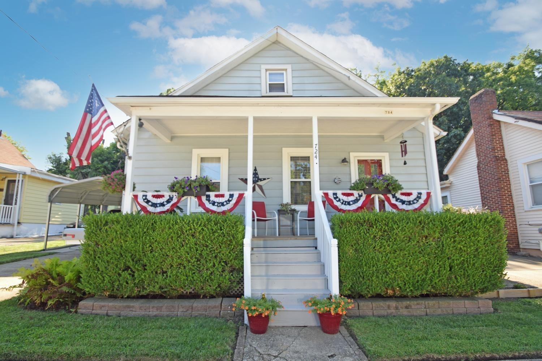 724 Third Street Property Photo