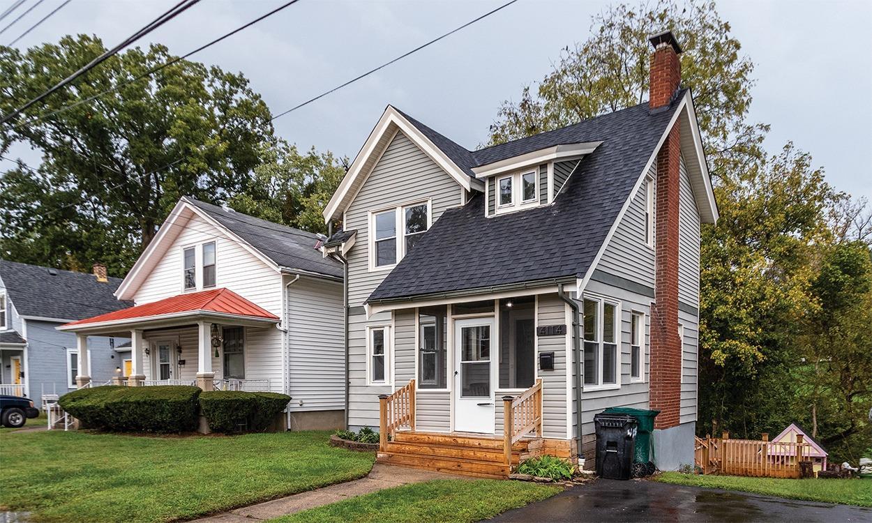 4114 Homer Avenue Property Photo