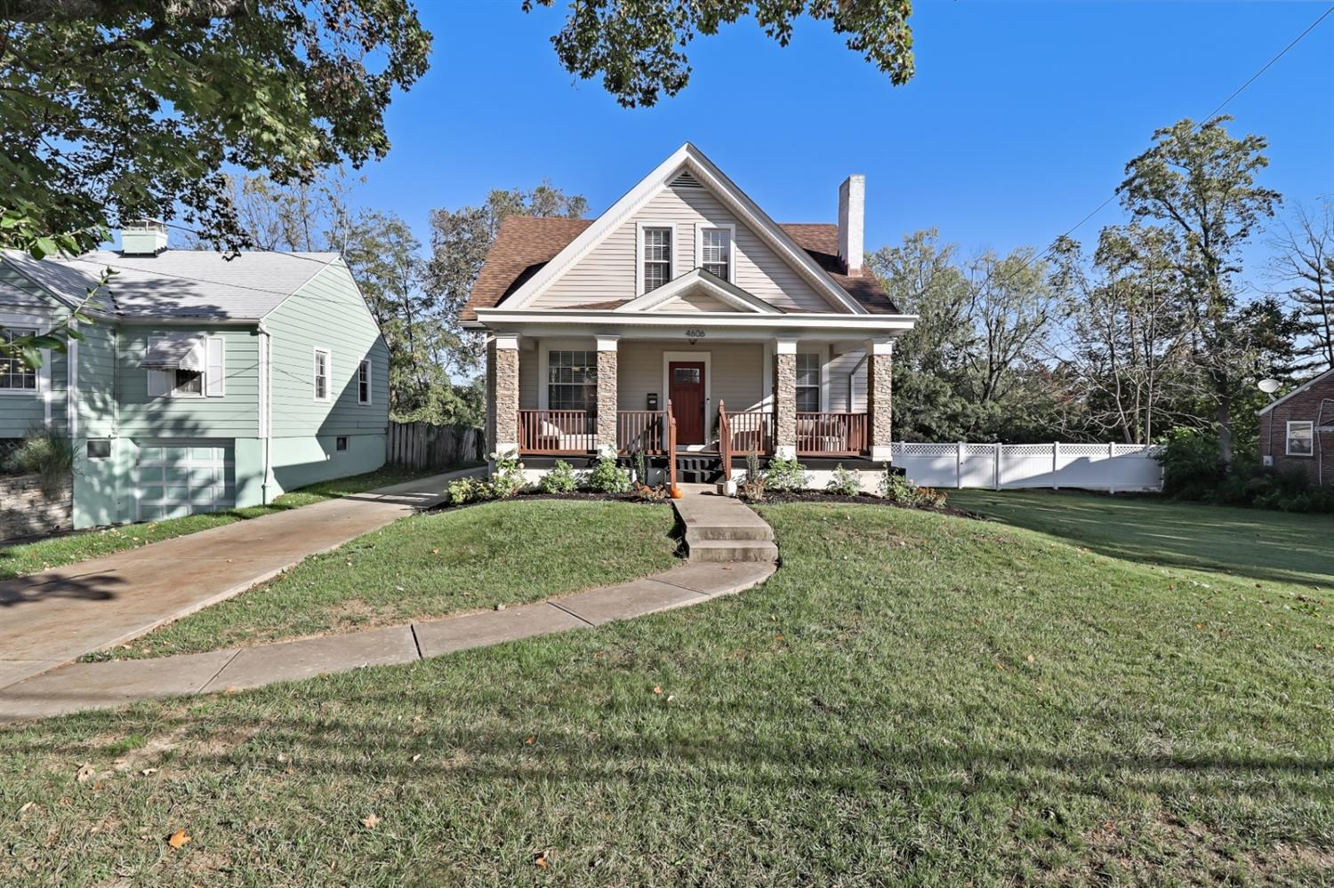 4606 Sycamore Road Property Photo
