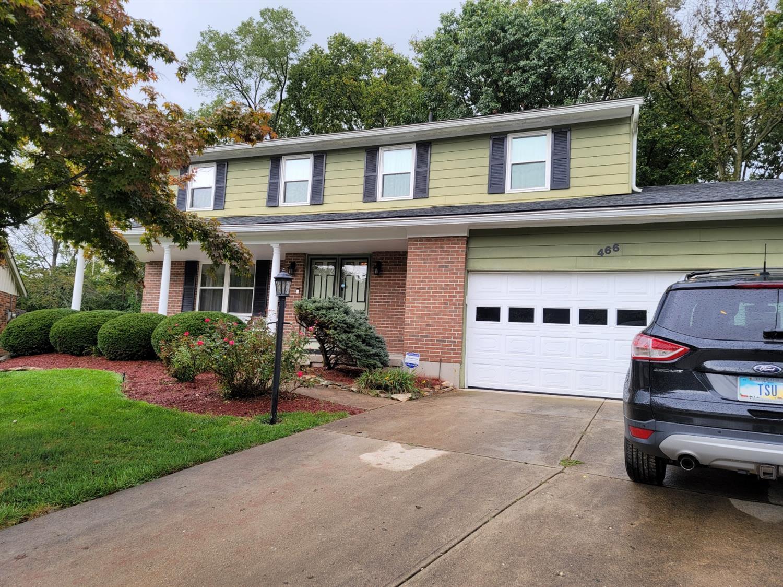 466 Cloverton Court Property Photo