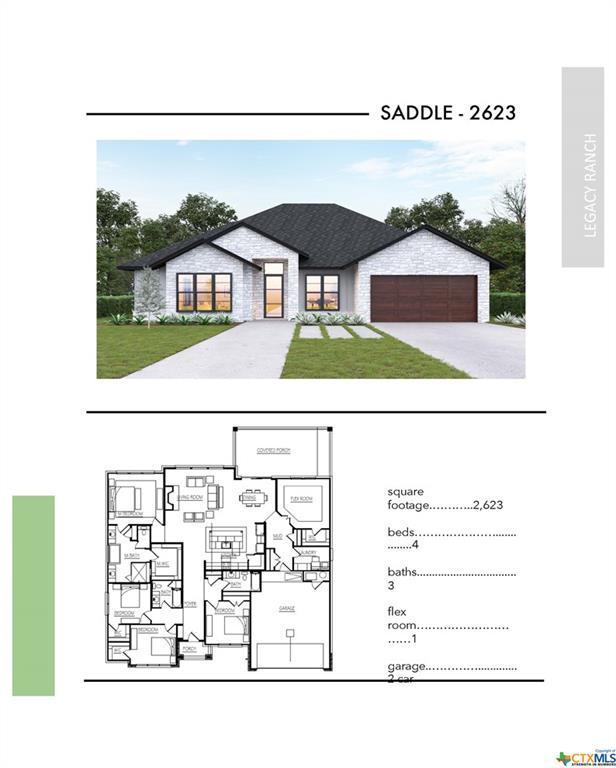 2704 Prairie Chapel Court Property Photo 1