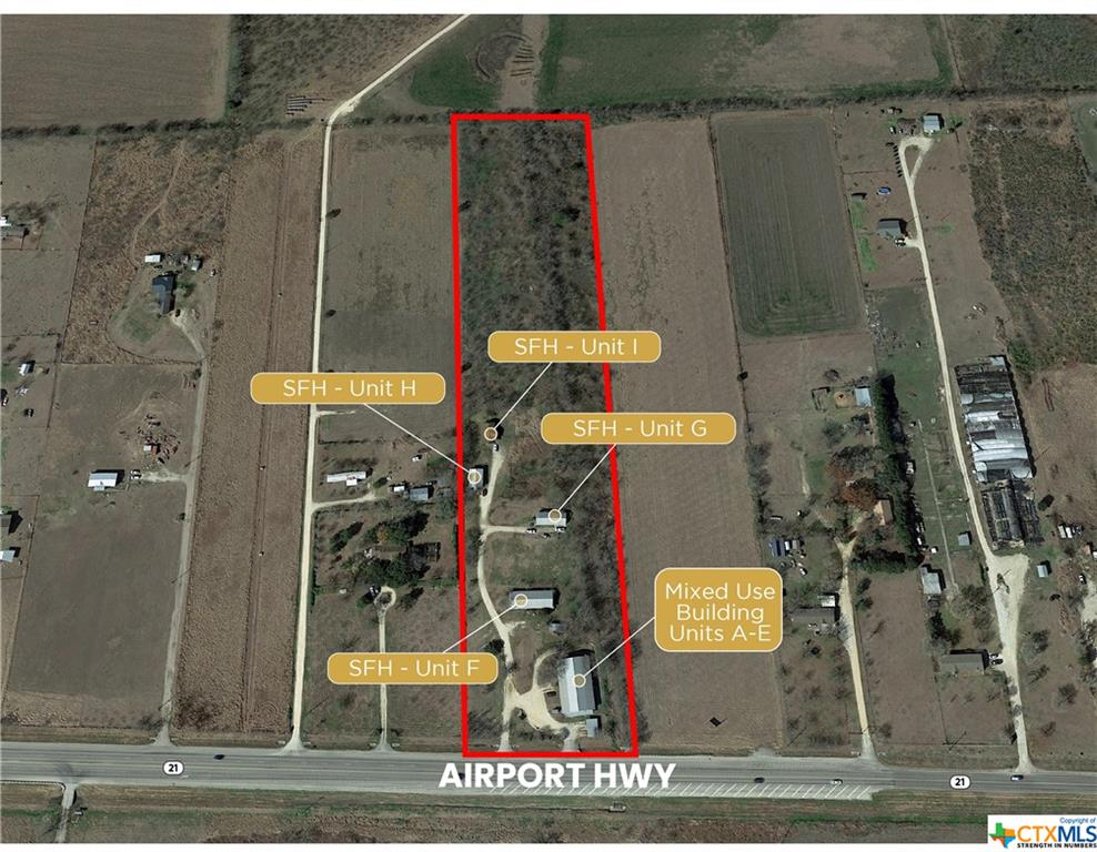 4605 Airport Highway 21 Property Photo 1