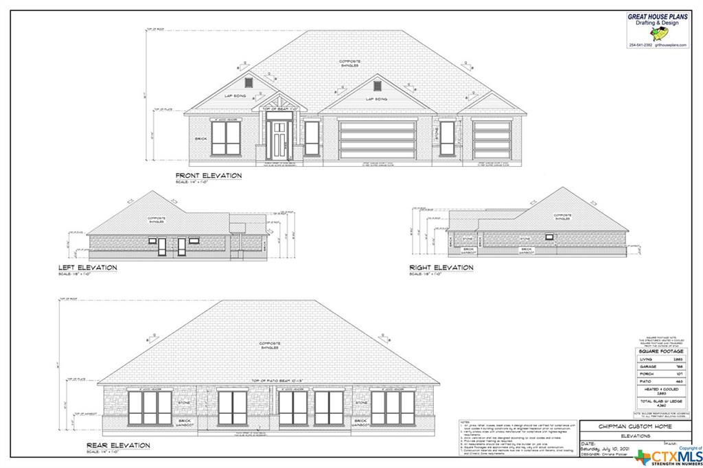 7142 Kc Ranch Court Property Photo 1