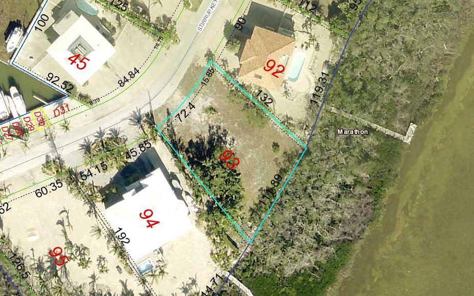 Lot 93 Stirrup Key Boulevard Property Photo