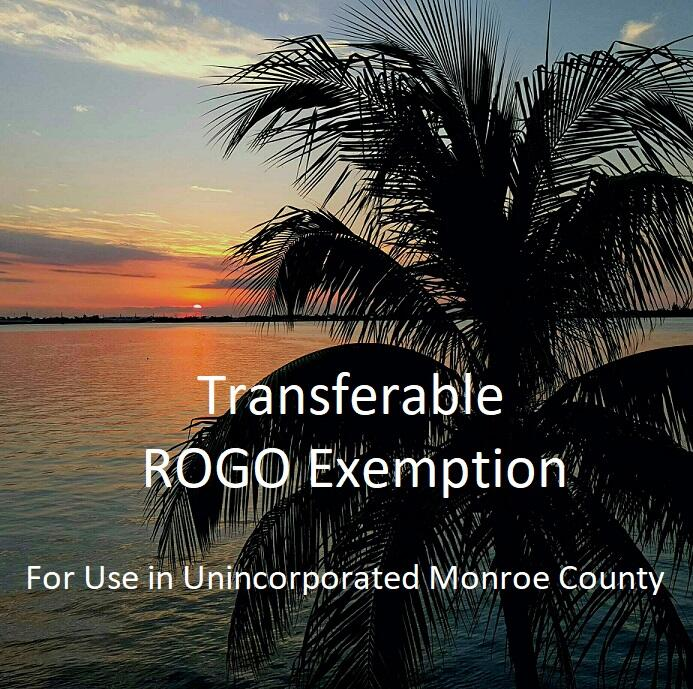 Transferable ROGO Exemption Property Photo 1