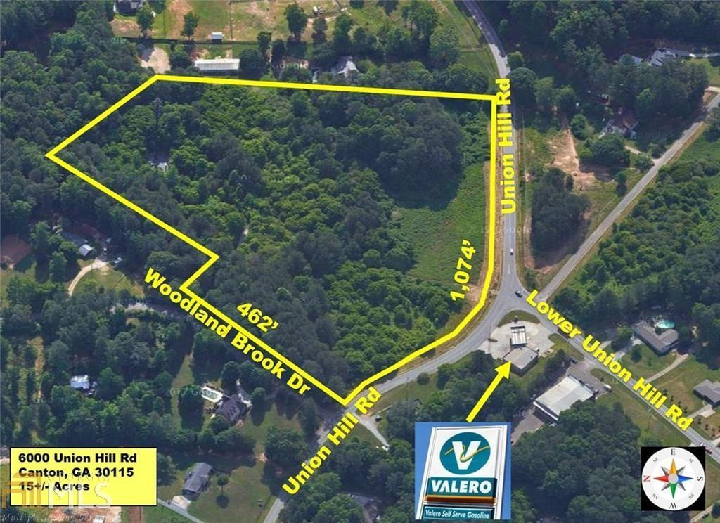 6000 Union Hill Road Property Photo