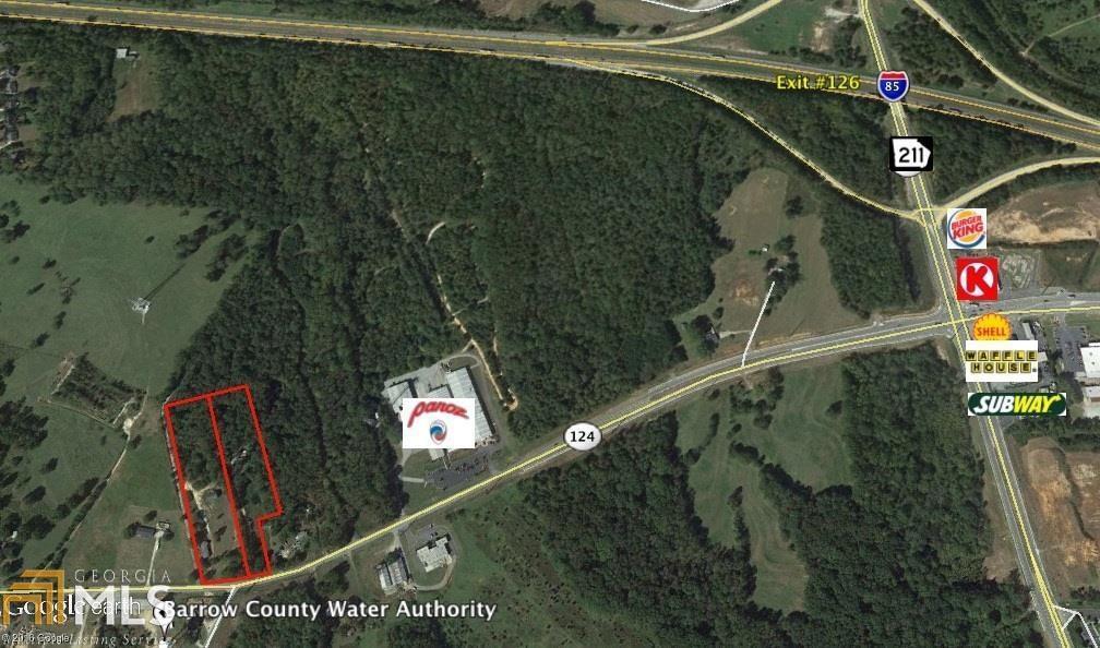 1141 Highway 124 Property Photo