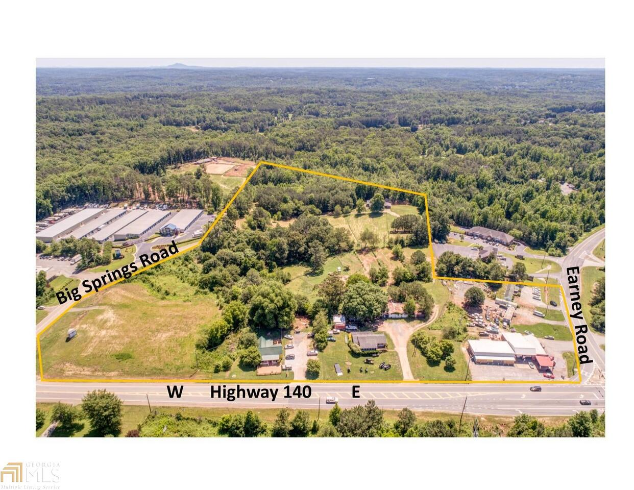 0 Hickory Flat Highway Property Photo
