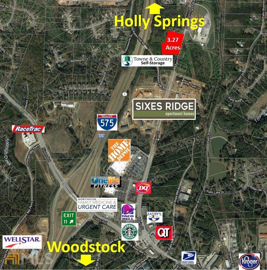 Cherokee County Real Estate Listings Main Image