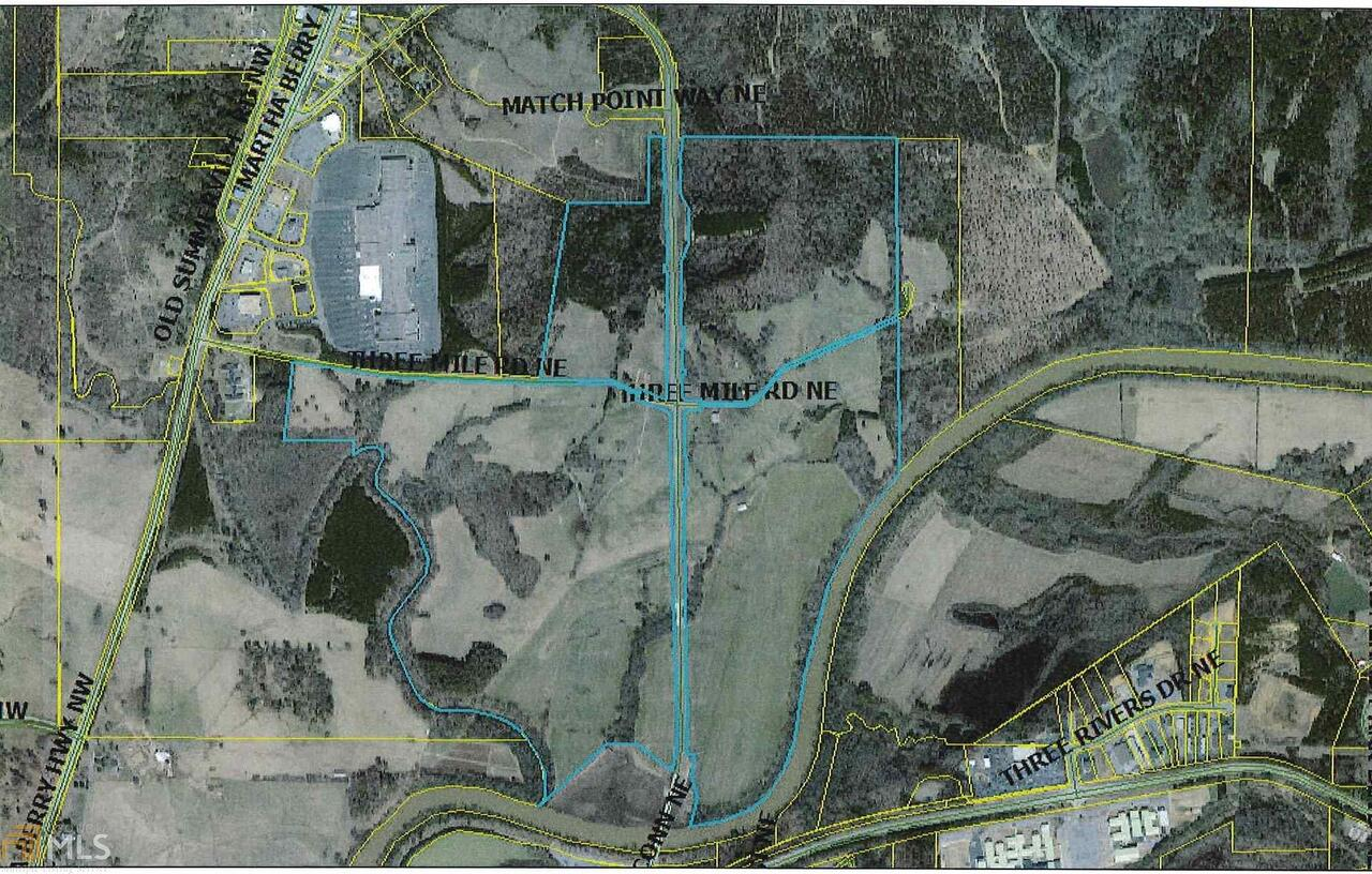 0 Three Mile Road Property Photo