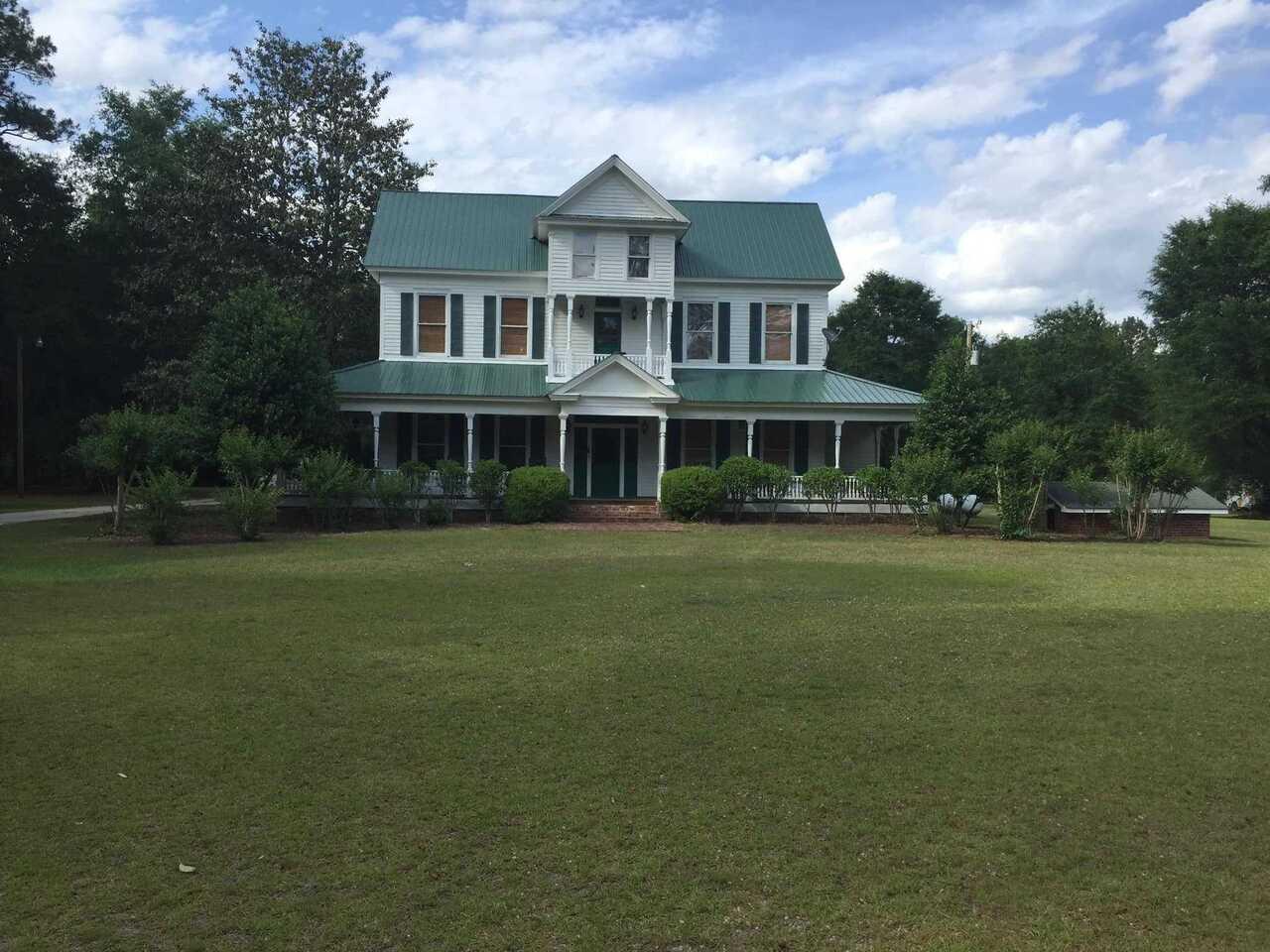 1643 Wadley Coleman Lake Road Property Photo