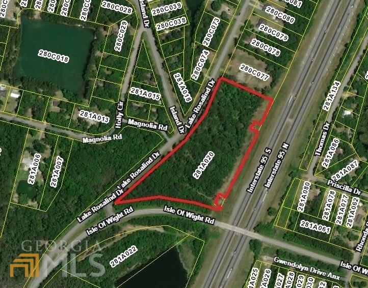 0 Lake Rosalind Drive Property Photo