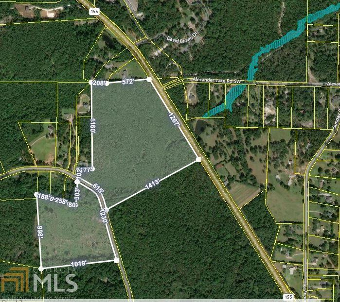 0 Highway 155 Tract A 40 Ac's +/- Highway N Property Photo