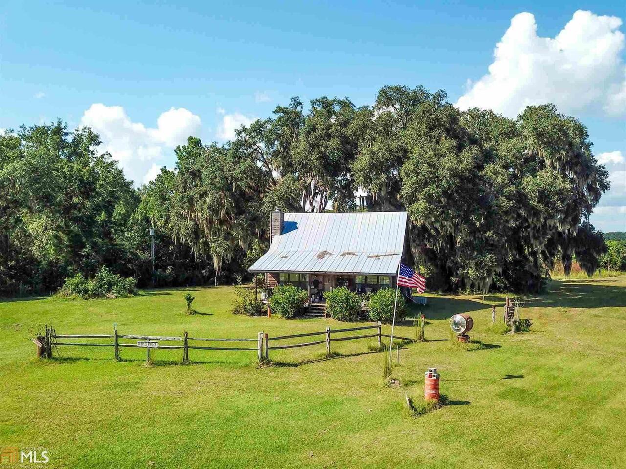 580 Old Gress Island Property Photo
