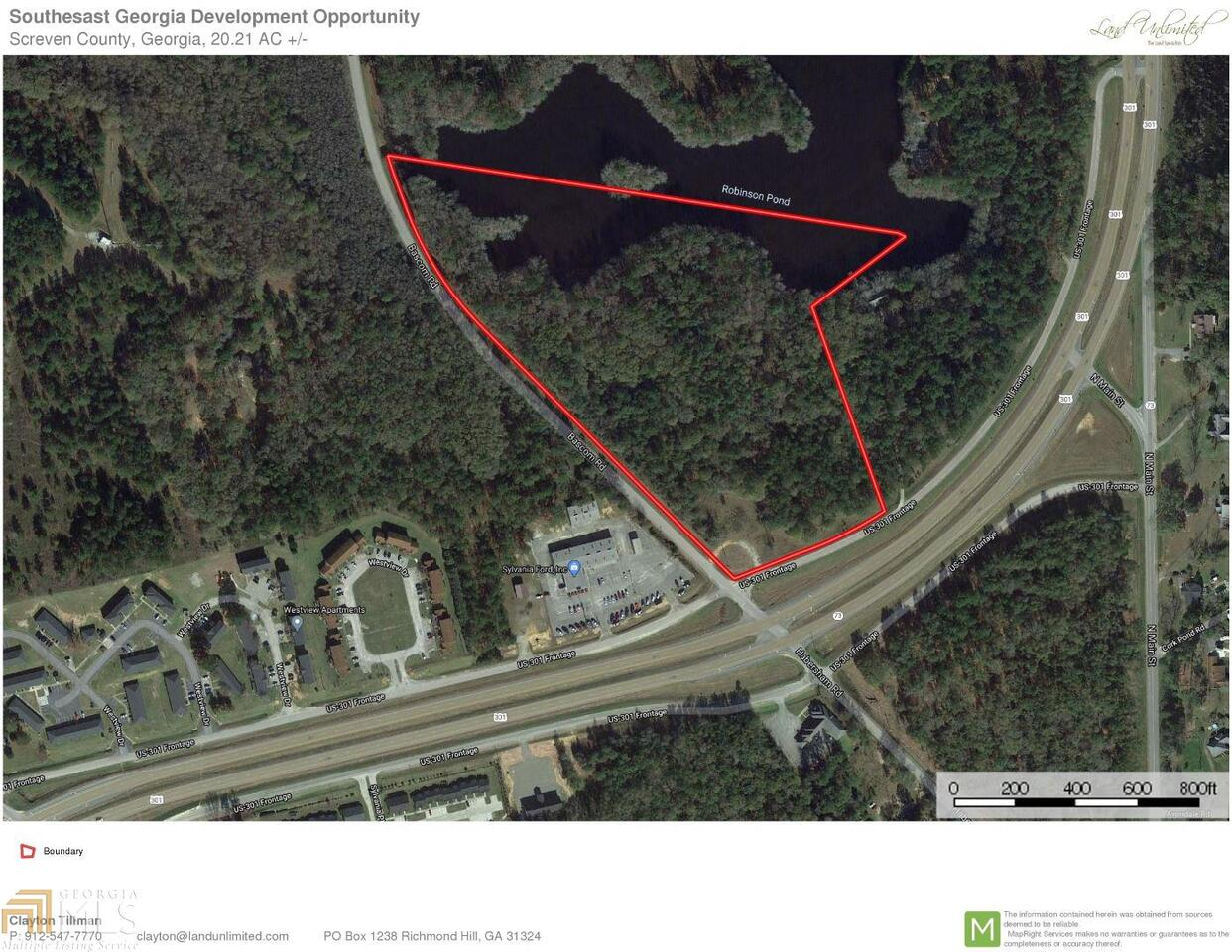 0 Frontage Road Property Photo 11