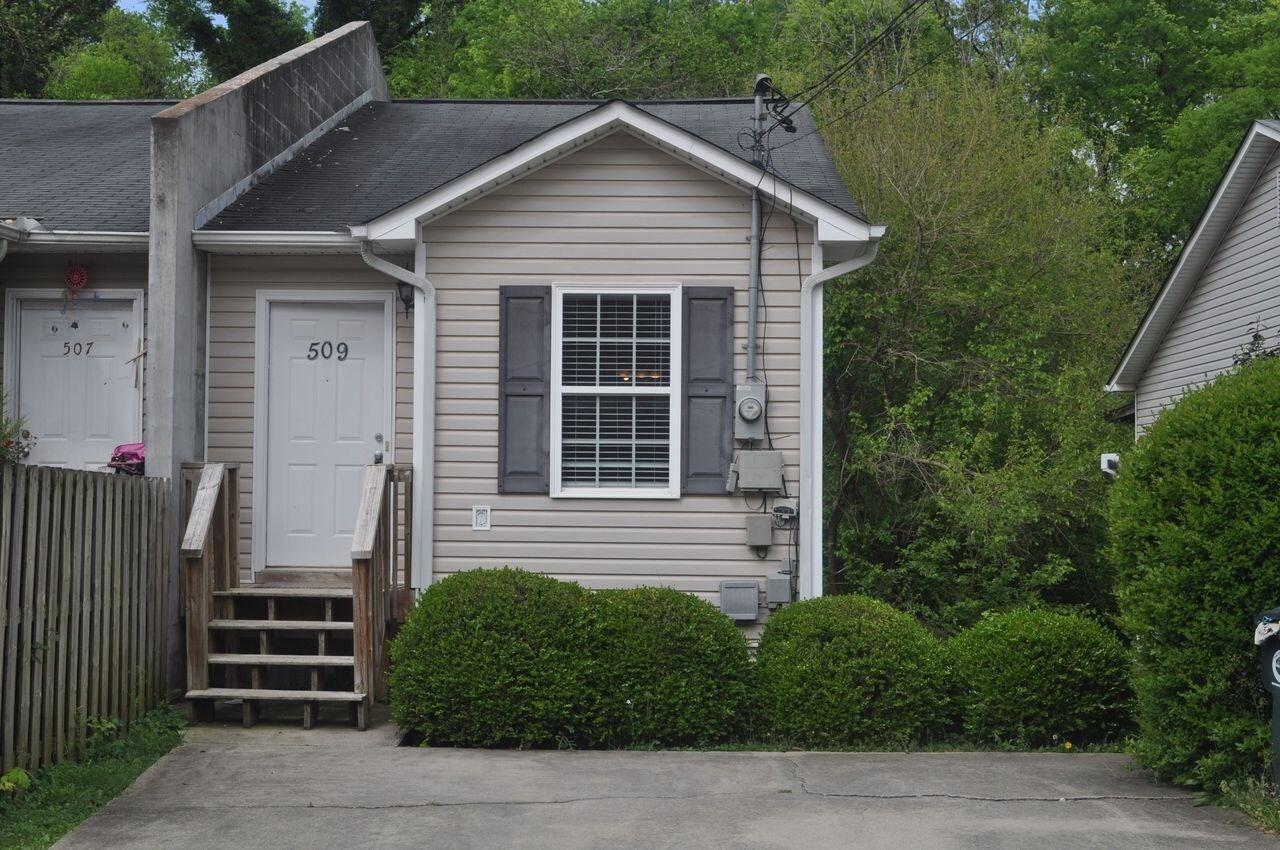509 Jones Street Property Photo