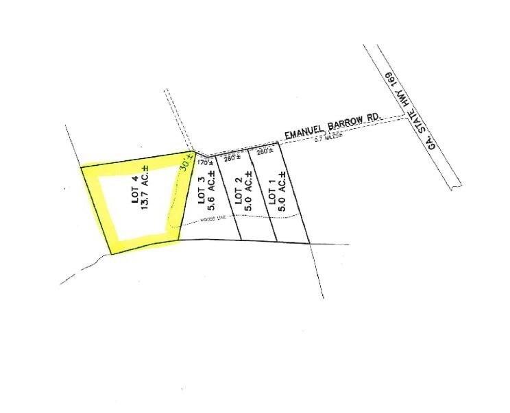 0 Emanuel Barrow Road #lot 4 Property Photo