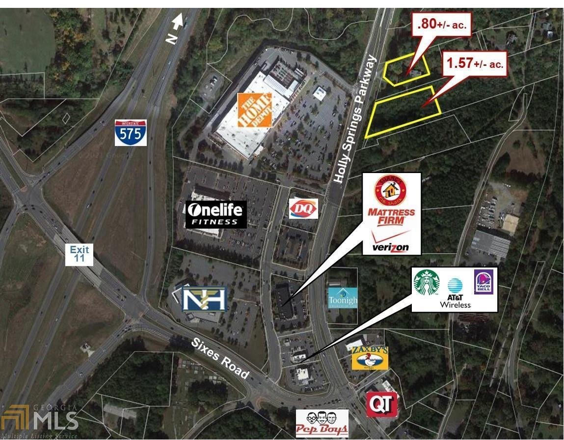 0 Holly Springs Parkway Property Photo