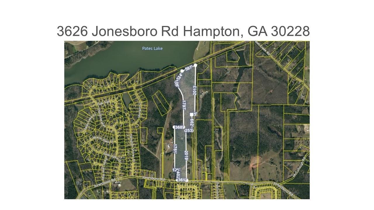 3626 Jonesboro Road Property Photo