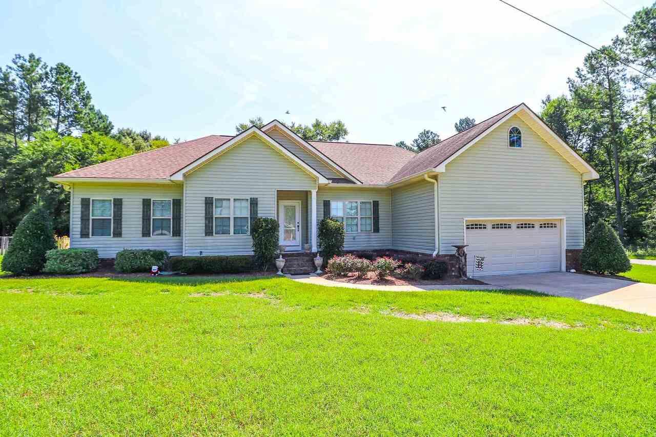 135 Live Oak Drive Property Photo