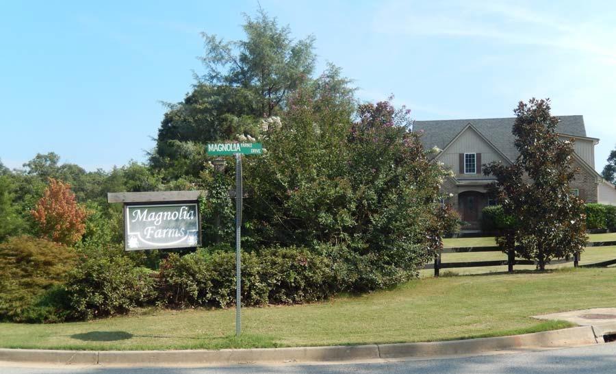 0 Magnolia Farms Drive #lot 8 Property Photo