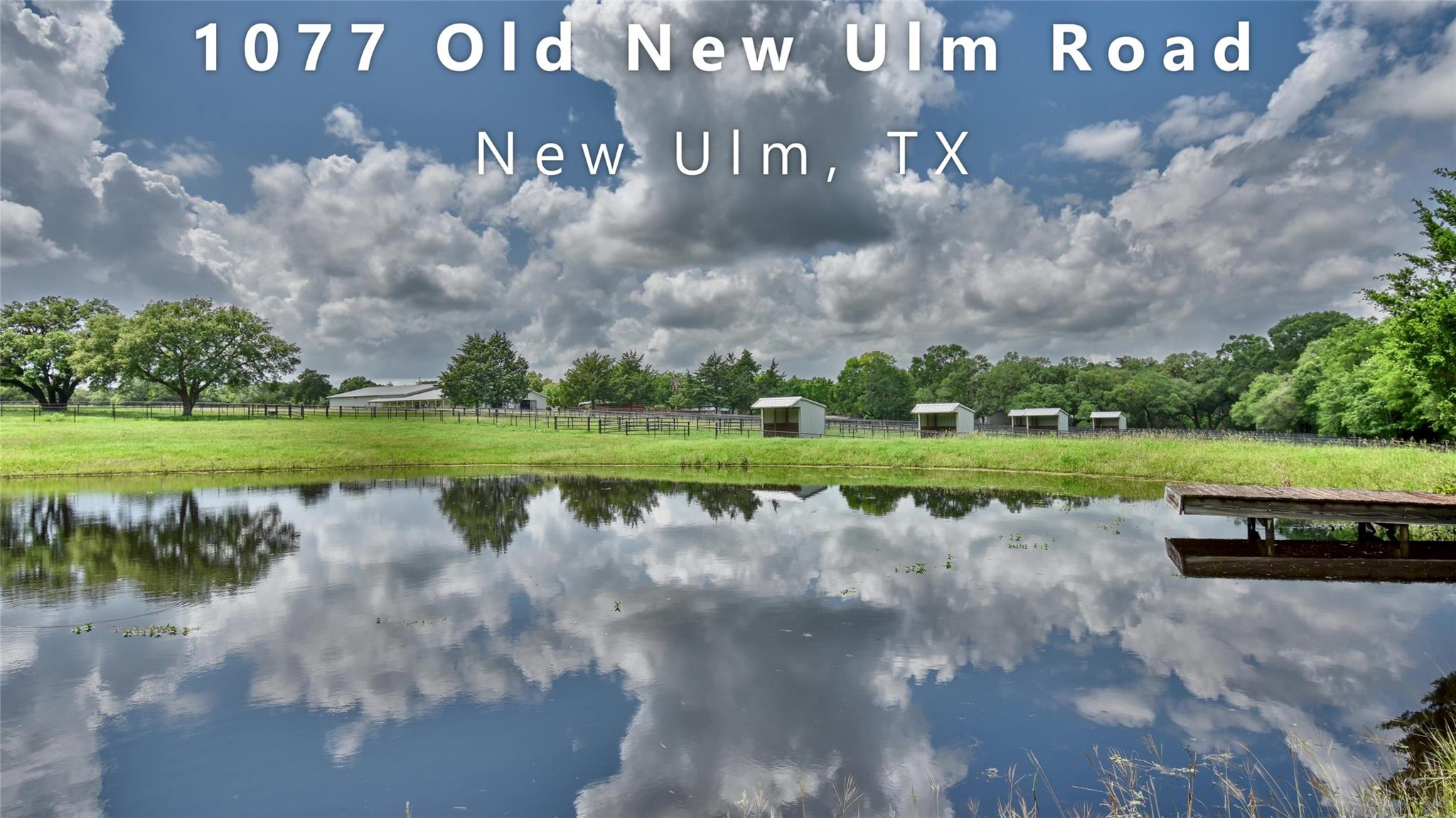 1077 Old New Ulm Road Property Photo 1