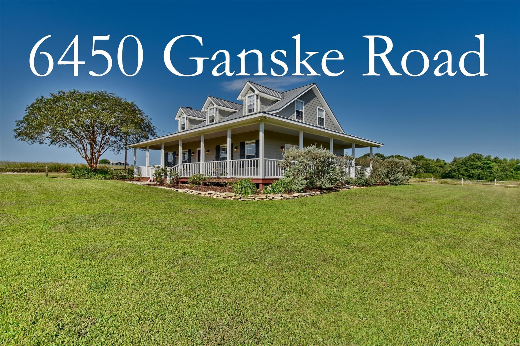 6450 Ganske Road Property Photo 1