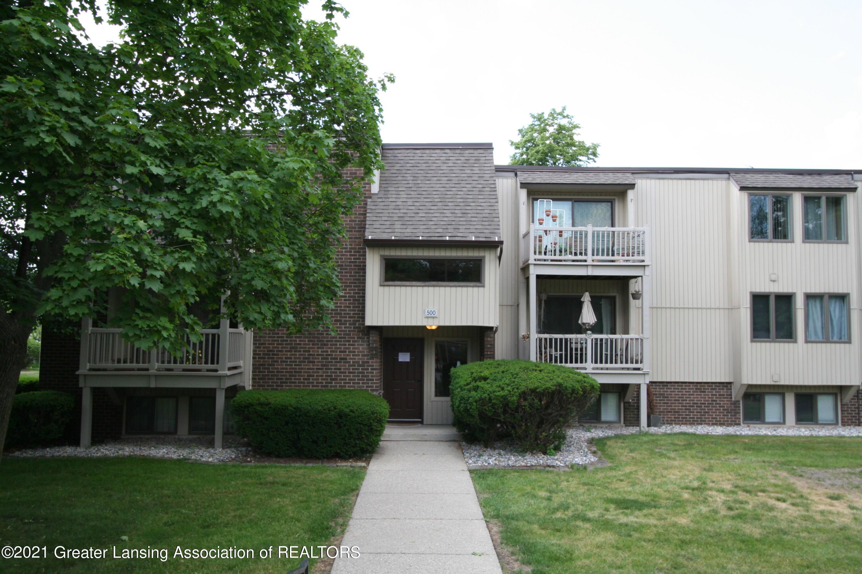 500 Woodingham Drive Property Photo 1