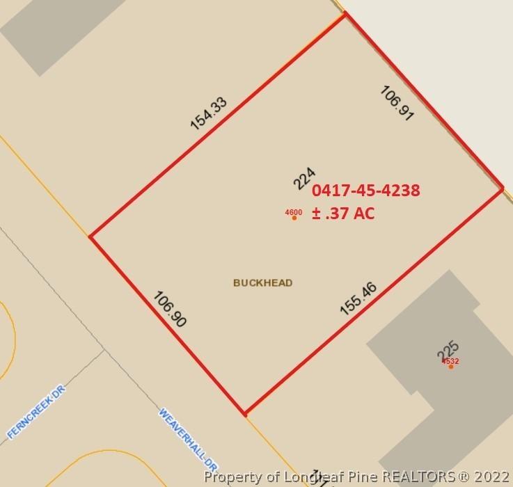 4600 Weaverhall Drive Property Photo