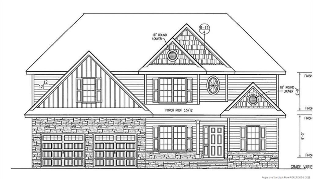 2725 Meadowmont (lot 16) Lane Property Photo